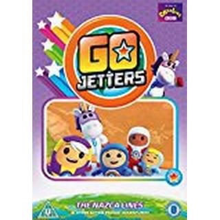 Go Jetters - The Nazca Lines & Other Adventures [DVD] [2018]